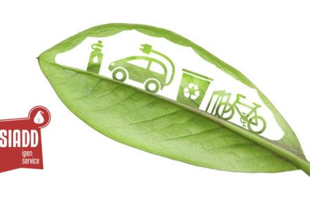 Mobilità sostenibile – SIADD IGENSERVICE difende l'ambiente